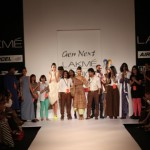 Lakmé Fashion week announces the Gen Next Batch for  Winter/Festive 2012