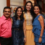 Fuel owner launched Rishika Agarwalla, Aminder Madaan and Amisha Khanna's Designer Collection