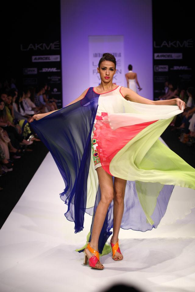 archana kochhar Lakme Fashion Week 12 SS