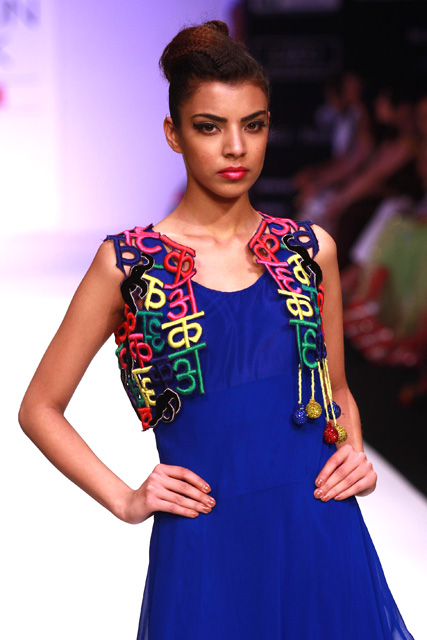 Archana Kocchar Lakme Fashion Week 2012