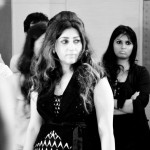 Behind the Scenes- Archana Kochhar Retro Collection for Lakme Fashion Winter Festive 2012