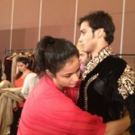 Behind the Scenes| Payal Kapoor Collection at Lakme Fashion Week Winter/Festive 2012