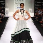 Archana Kocchar's Retro-metric Collection at LFW Winter/Festive 2012