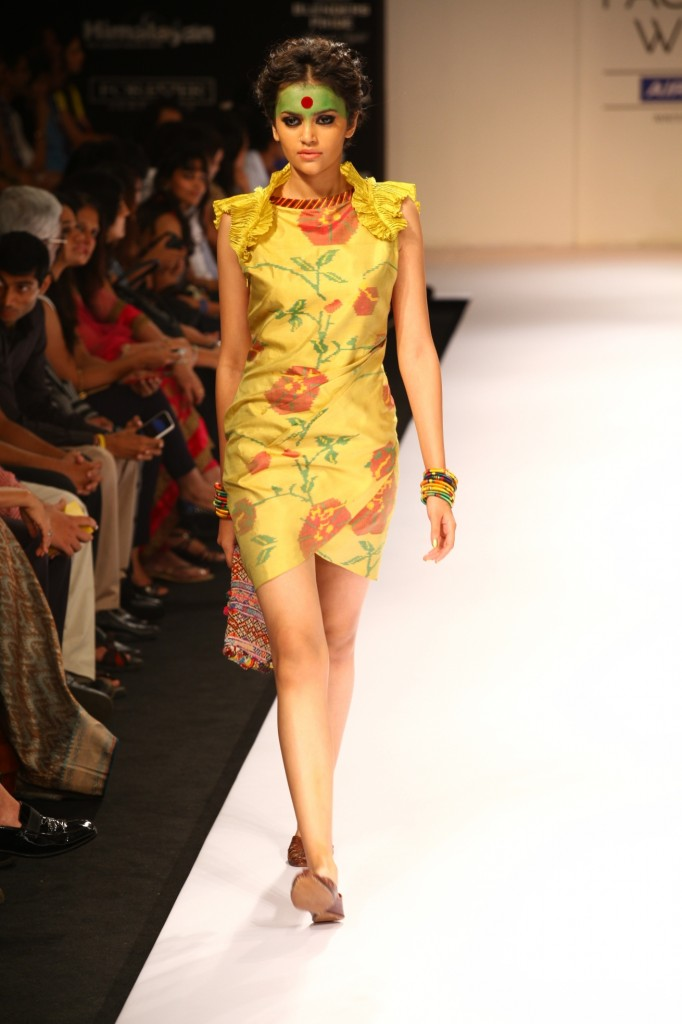Fashion week 2017 trends - Deepika Govind Lfw Winter Festive 2012 13 Fashion Mate