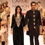 Shyamal and Bhumika present Maharaja Collection at Lakme Fashion Week Winter/Festive 2012