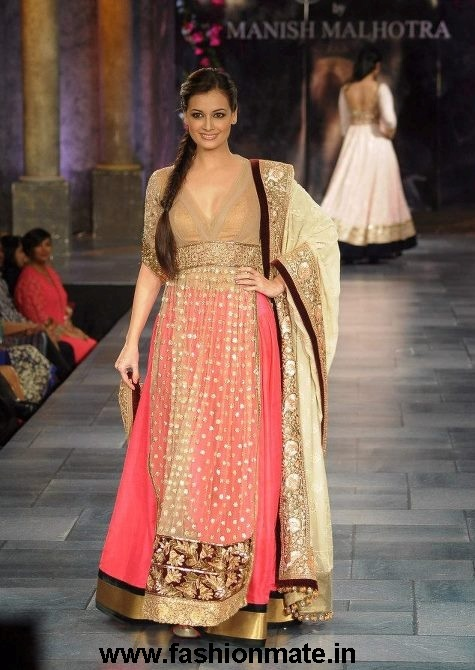Farida hasan pret and bridal couture collection