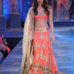 Celebrities in Manish Malhotra at MIJWAN Fashion Show- Charity event