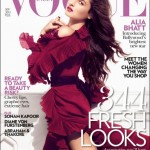 Newbie Alia Bhatt on Vogue Cover