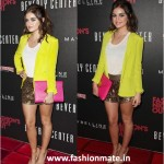 Latest Fashion Trend: Celeb's sport Candy Coloured Blazers
