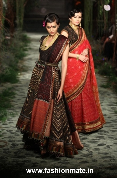 tarun tahiliani bridal collection bridal fashion week 2012