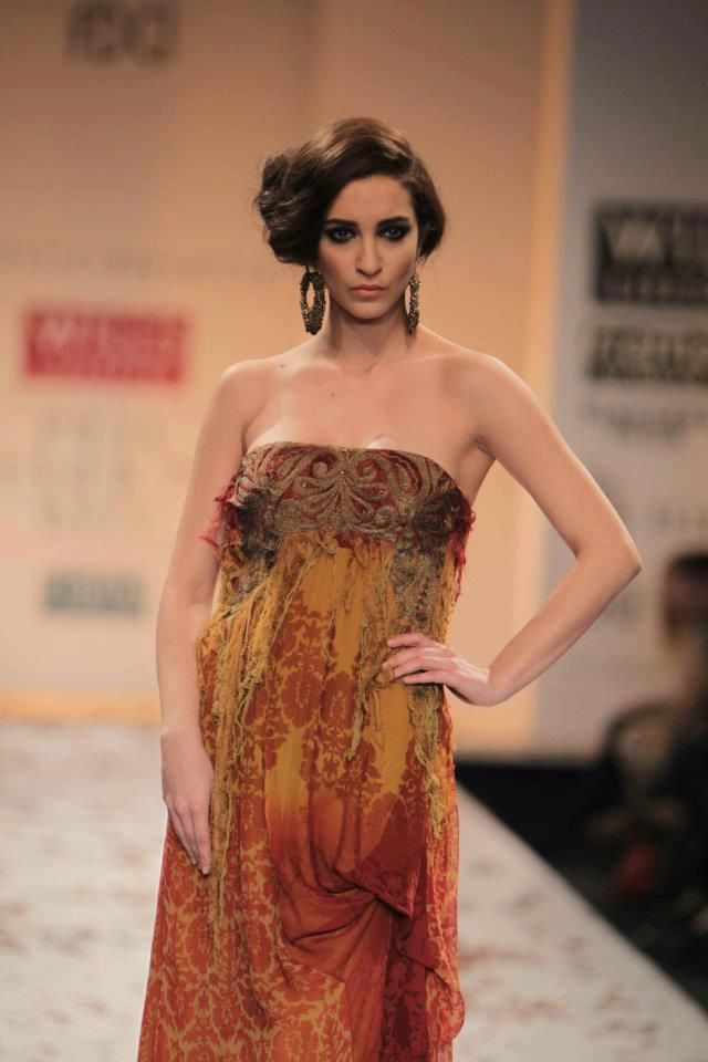 WIFW Spring Summer 2013