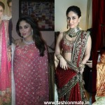 Kareena Kapoor stuns all as a Bride at her Wedding| Kareena's Bridal Dress