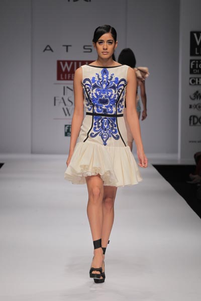 Chicboutique Wills Lifestyle India Fashion Week Spring Summer 2013