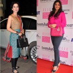 Who rocks the Dior Bag? Shilpa Shetty or Kangana Ranaut!