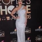Kareena Kapoor Khan at People's Choice Awards 2012 in David Meister.