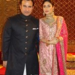 What Kareena and Saif wore at their Walima-Wedding Reception in Delhi