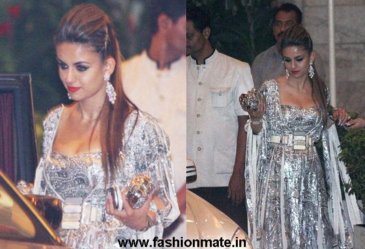 Natasha Poonawala at Saif Kareena Wedding Ceremony