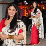 Fame or Lame? Shilpa Shetty in Masaba Gupta Saree!