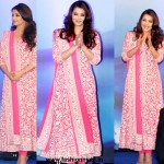Aishwarya in Abu Jaani and Sandeep Khosla on her Birthday