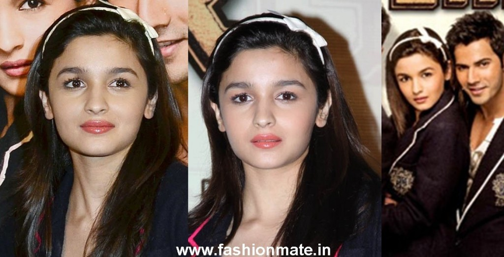 Alia Bhatt Fashion Bow Head Band Trend Fashion Mate