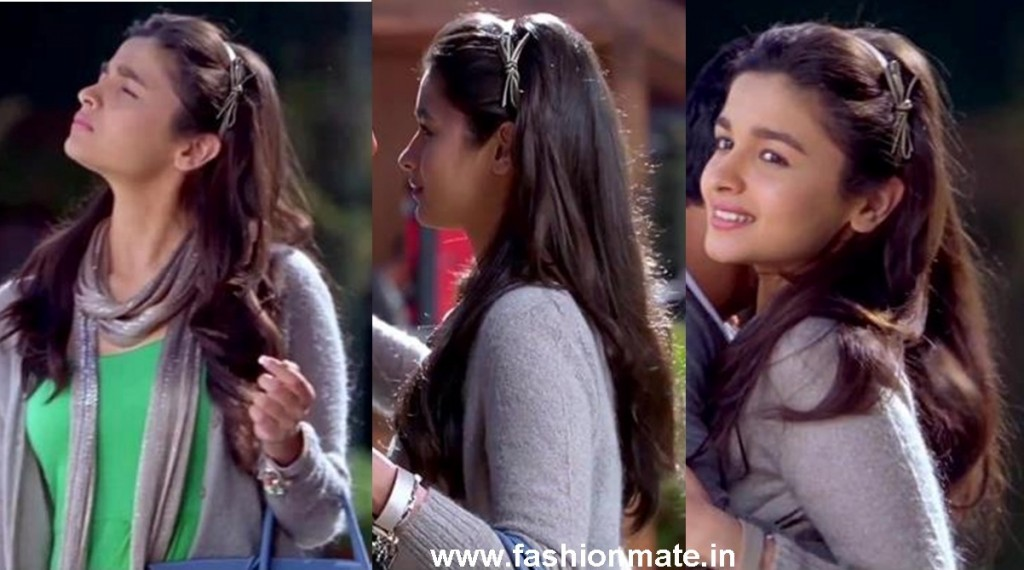 Alia's simple Bow-knot hairband