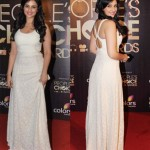 Parineeti Chopra in Anita Dongre at People's Choice Awards 2012