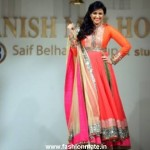 Parineeti Chopra scorches the ramp for Manish Malhotra in Dubai