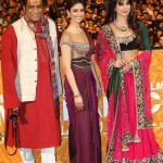Ileana and Priyanka promote Barfi at the Marrakech International film festival