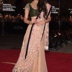 Malaika Arora Khan in Manish Malhotra(@ManishMalhotra1) at Marrakech International Film Festival