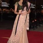 Malaika Arora Khan in Manish Malhotra(@ManishMalhotra1) at Marrakech International Film Festival