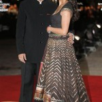 Mehr Jessia Rampal in Tarun Tahiliani at Marrakech International film festival