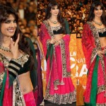 Which look is Better? Priyanka Chopra in Manish Malhotra or Ritu Kumar