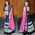 Alia Bhatt in Manish Malhotra at 58th Filmfare awards 2013