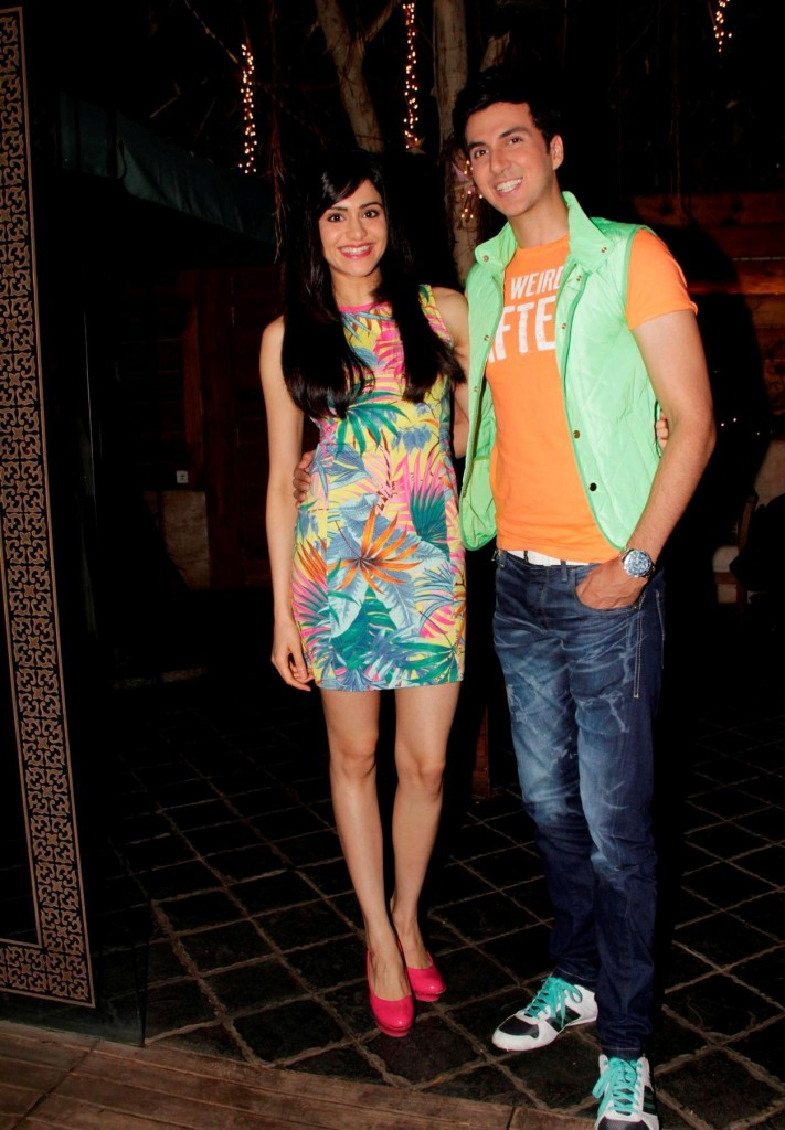 Adah Sharma flaunts floral dress