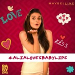 Cute and Gorgeous Alia Bhatt in a Kiss Song!