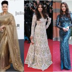 Aishwarya Rai's Tryst with Fashion, at Cannes 2013!
