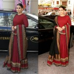 Vidya Balan's fashion-call at Cannes film festival 2013