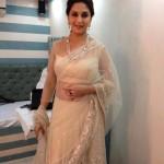 Hot or Not? Madhuri Dixit in Tarun Tahiliani at sets of Jhalak Dikla Jaa