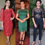 Kareena, Deepika, Priyanka - Who did the Lace Best!!