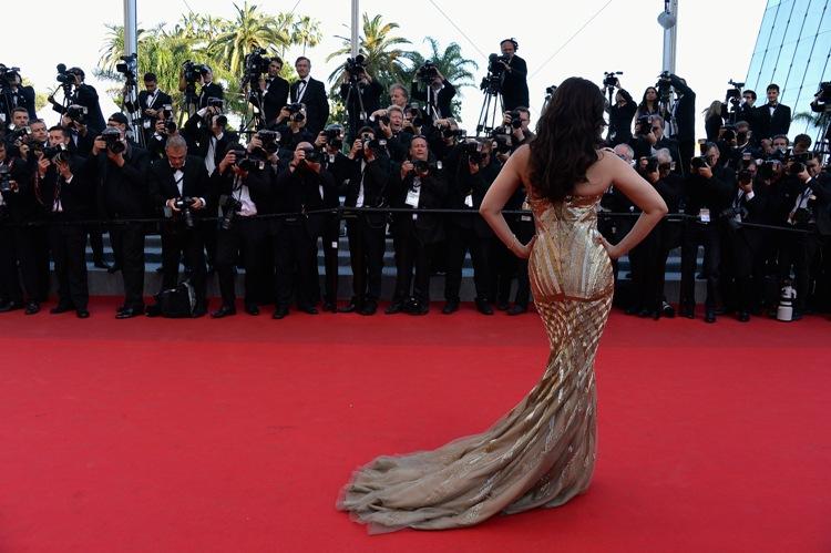 Ash at Cannes film festival 2014
