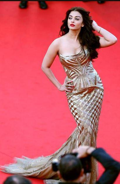 Aishwarya rai at Cannes 2014 best dressed