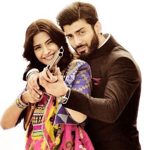 Fawad Khan Sonam Kapoor Khoobsurat official trailer