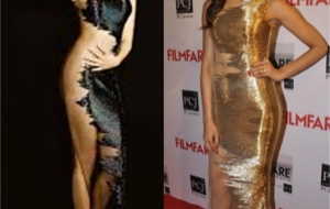 Who wore it Better? Shraddha Kapoor or Deepika Padukone in Gaurav Gupta