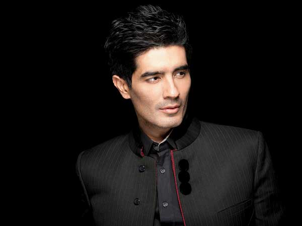 manish malhotra famous Indian fashion designer