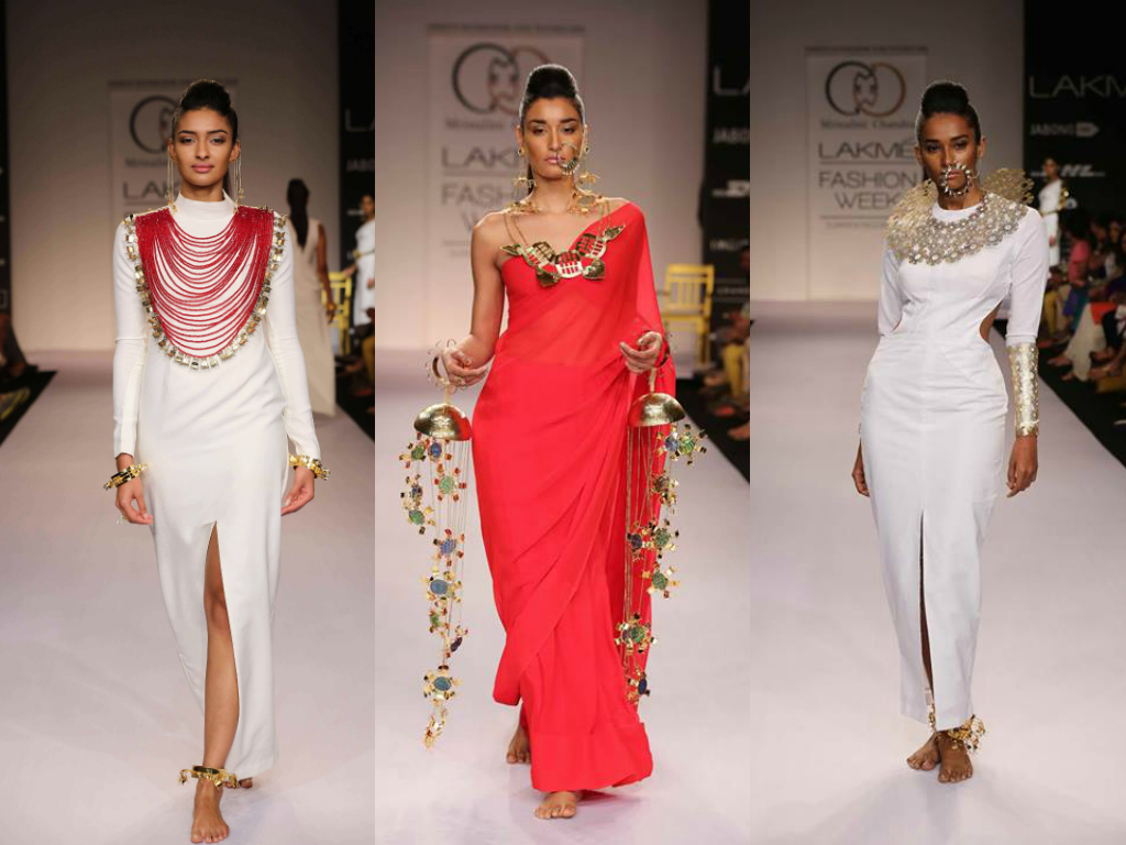 mrinalini-chandra LFW Spring Summer 2014 collection