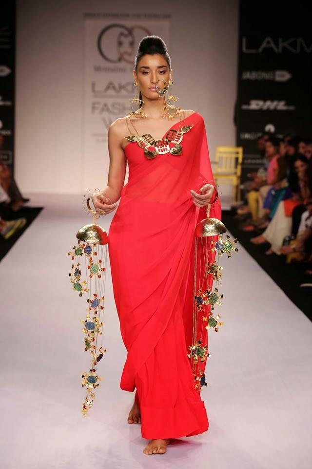 mrinalini-chandra- kaleeras jewelry couture lfw 2014