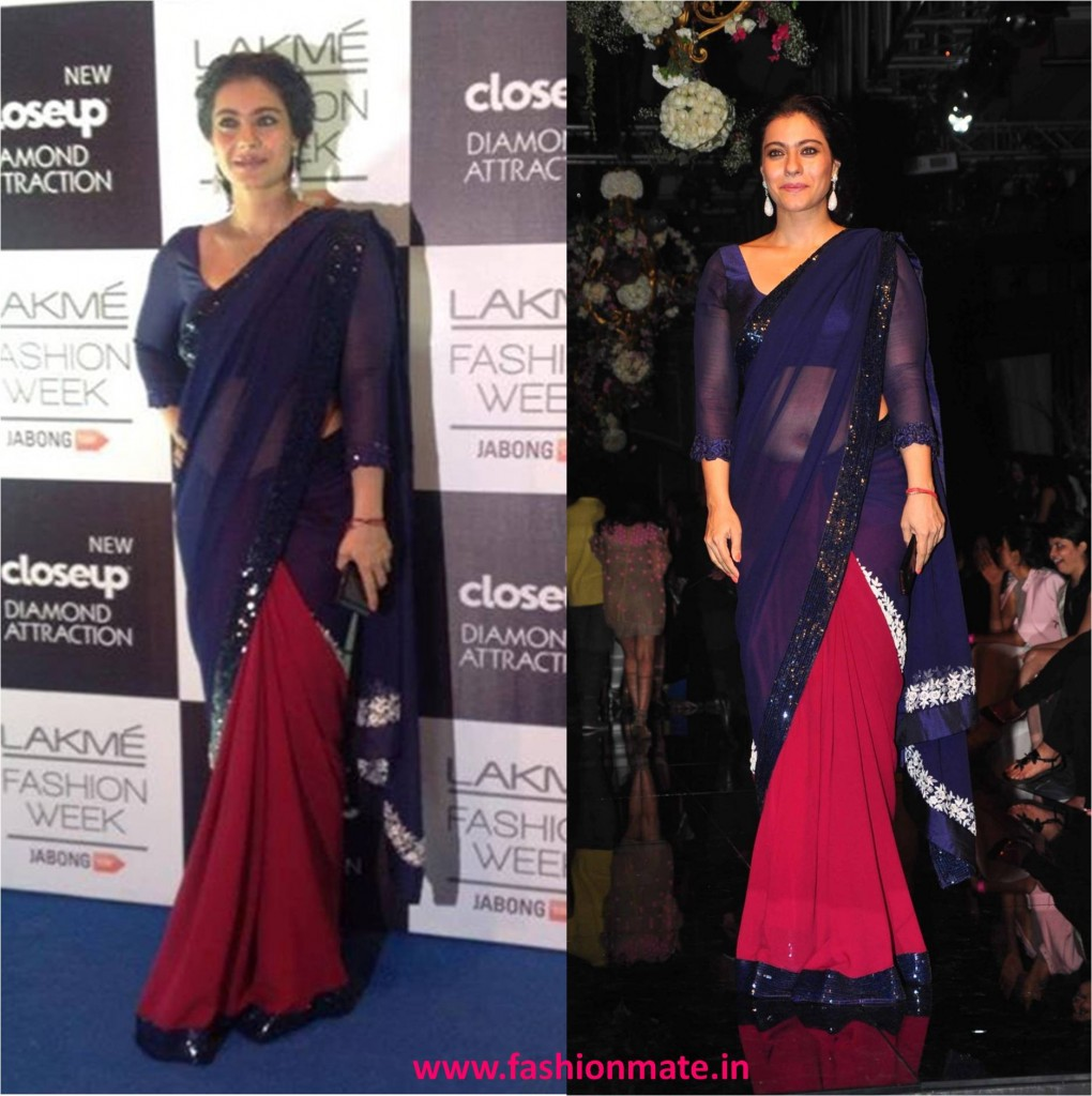 Kajol-in-Manish-Malhotra-saree-at-lakme-fashion-week-2014.jpg (1020×1024)