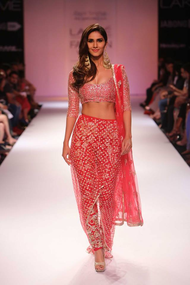 Vaani Kapoor for Payal Singhal