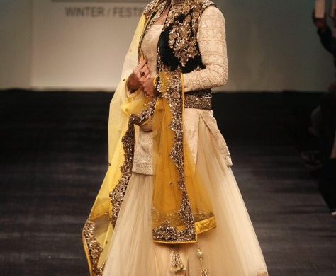 Celebrities Show-stopper at Lakme Fashion Week Winter Festive 2014