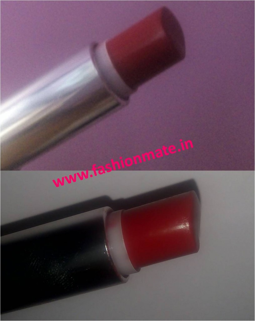 maybeline colorsensational fatal red lipstick make up tips